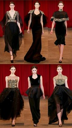 From the Christian Siriano Fall 2013 Collection