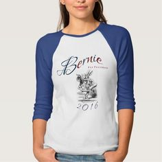 Bernie Sanders for President 2016 - White Rabbit Tee T Shirt, Hoodie Sweatshirt