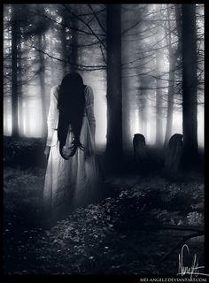 Horror by Mei-Angelz.deviantart.com on @deviantART