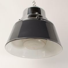 Grey Polish downlighters with moulded glass wells | Trainspotters