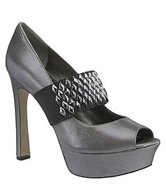 Vince Camuto heels--wearing these to my brothers wedding, i better start practicing how to walk now