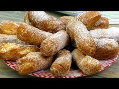 Biscuiti la tigaie Pretzel Bites, Sausage, Bread, Youtube, Food, Colorful, Cookies, Sausages, Brot