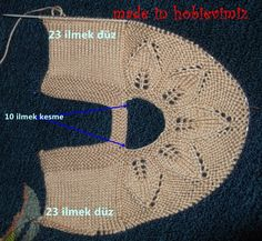 It was years of knitting we have received a reaction to the knitted we explained that even stranger p … Gestrickte Booties, Knitted Booties, Crochet Boots, Knitted Slippers, Knit Crochet, Baby Knitting Patterns, Crochet Patterns, Baby Sweaters, Beautiful Crochet