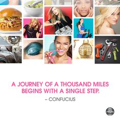 I'm going to re:fresh in 2014! My first step in keeping my New Year's Resolution: Get a little help and motivation from HSN.