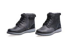 Παιδικά αγορίστικα παπούτσια #Timberland από δέρμα καστόρι Timberland, Fall Winter, Autumn, High Tops, High Top Sneakers, Kids, Shoes, Black, Fashion