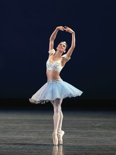 Misty Copeland | Onstage as an odalisque in Le Corsaire. Photo Credit- Rosalie O'Connor