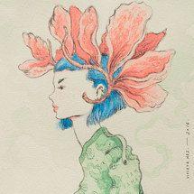 La belleza bajo el lápiz de Violeta Hernández