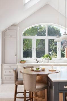 Edwardian Family Home, Barnes Village - Humphrey Munson - Luxury Bespoke Kitchen