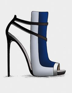 ● The Black & Blue - Collection