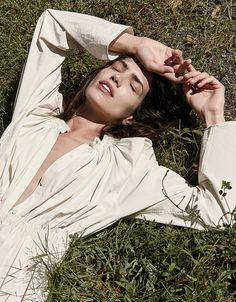 Photography: Alexandra Nataf Styled by: Ilona Hamer Model: Amanda Wellsh @IMG Models