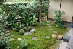 Check out the ancient Japanese teahouse garden secrets. Enter the mystery of japanese tradition. Japanese Gate, Japanese Tea Ceremony, Outdoor Spaces, Outdoor Decor, Bonsai Garden, Green Art, Garden Inspiration, Garden Ideas, Dream Garden