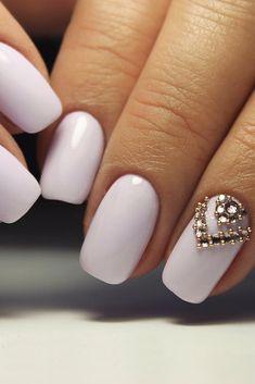 349 Best Wedding Nails Images On Pinterest In 2018 Bridal Brides