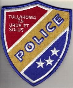 Tullahoma PD TN
