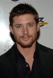 jensen ackles... I was a tad smittened with him when he was Eric on DOOL back in the day...