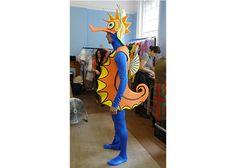 Seahorse Costume Kids on Pictagram Seahorse Costume, Fish Costume, Little Mermaid Play, Little Mermaid Costumes, Horse Costumes, Diy Costumes, Halloween Costumes, Halloween Sewing, Fall Halloween