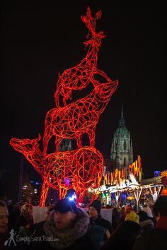 Tollwood Winter Festival, Munich, Germany
