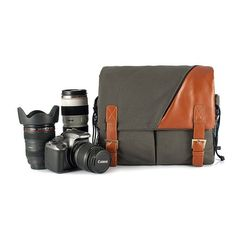Canvas Camera Bag omen  DSLR Camera Shoulder by camerasbagstraps, $56.00