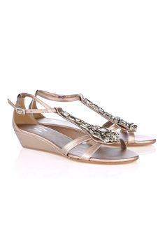 9d74d8f54 Pewter Wedges for Jamie s Wedding Big Closets