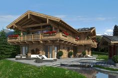 Chalet Fortuna | LANZ RESIDENCES