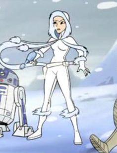 Snow Bunnies, Bunny, Star Wars Clone Wars, Starwars, Fashion Art, Winter Fashion, Princess Zelda, Cartoon, Fictional Characters