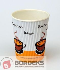 paper cup with print 300ml fi86mm sleeve