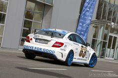 David Coulthard & Jean Alesi fahren die 2016 GUMBALL 3000: Drive for Good: 2015 Mercedes-Benz C63 AMG Black Series (C204) - Fotostrecke - Mercedes-Fans - Das Magazin für Mercedes-Benz-Enthusiasten