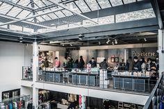Conversation With Daniel Rozensztroch at Merci Paris - Merci Shop, Merci Paris, Shop Interiors, Conversation, Commercial, Shops, Retail, Spaces, Interior Design