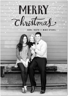 Tips for creating the perfect Christmas card (including ideas for photo staging and how to dress) from real photographers.