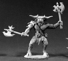 Gore, Large Minotaur