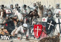 The Battle of La Forbie, also known as the Battle of Harbiyah, was fought in 1244 between the allied armies (drawn from the Kingdom of Jerusalem, the crusading orders, the breakaway Ayyubids of Damascus, Homs and Kerak) and the Egyptian army of the Ayyubid Sultan as-Salih Ayyub, reinforced with Khwarezmian mercenaries.  the Egyptians was victorious over their enemies.    معركة غزة أو معركة الحربية قامت بجوار قرية الحربية في شمال شرق غزة في 1244 بين تحالف للصليبيين مع أيوبيين انفصاليين من…