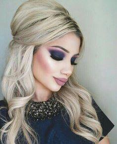 Maquiagem ❤#amomuitooo