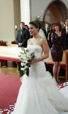 OTH Brooke Davis Wedding