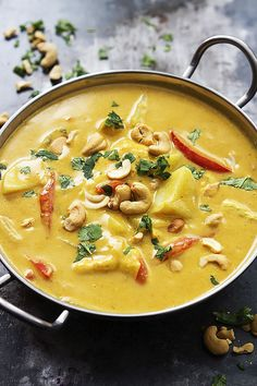 Looking for Fast & Easy Chicken Recipes Main Dish Recipes! Recipechart has over 5000 free recipes for you to browse. Find more recipes like Slow Cooker Coconut Curry Cashew Chicken. Slow Cooker Cashew Chicken, Slow Cooker Curry, Coconut Curry Chicken, Yellow Curry Chicken, Chicken Curry Stew, Chicken Tikka, Bbq Chicken, Yellow Curry Recipe, Cooked Chicken