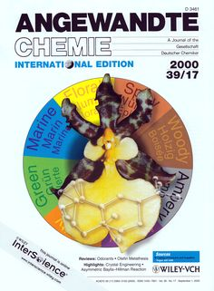 Odds and Trends: Recent Developments in the Chemistry of Odorants Online Reviews, Cover Pics, Chemistry