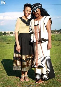 Xhosa Traditional Dresses 2020 is always developing. We have found 23 gorgeous Xhosa Traditional Dresses 2020 for South African women. Xhosa Attire, African Attire, African Wear, African Women, African Dress, African Clothes, African Style, African Lace, African Print Fashion