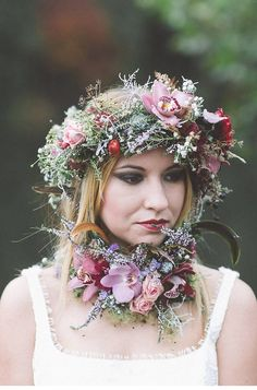 Mystisches Winterbrautshoot von Martin Hofmann Fotografie - Hochzeitsguide