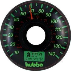 HUBBA WHEELS SPEEDOMETERS 53MM  #skateboard yourskateboard.com