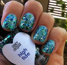 Candy Lacquer - High Tide