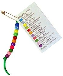 Gift for the little to-be Daisy Scouts!? - Click image to find more DIY & Crafts Pinterest pins