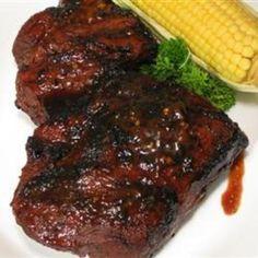 BBQ Chuck Roast