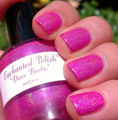 Enchanted Polish- Disco Barbie