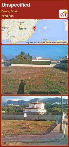 Unspecified in Denia, Spain ►€200,000 #PropertyForSaleInSpain