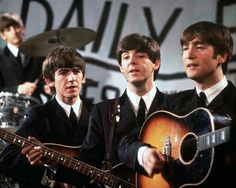The Beatles top U.S. poll for favorite musical act followed by Elvis, Beyonce