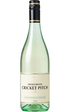 Brokenwood Cricket Pitch Sauvignon Blanc Semillon 2018 New South Wales - 6 Bottles