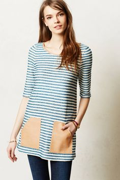 Sapony Tunic #anthropologie #anthrofave