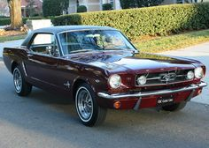 1965 Ford Mustang | MJC Classic Cars | Pristine Classic Cars For Sale - Locator Service
