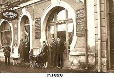 Hostinec u Lípy na Jiráskově náměstí   Archiv L.Novák