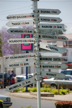 One of our favorite spot in Arusha...the places to explore are endless!                                                                                                                                                      More