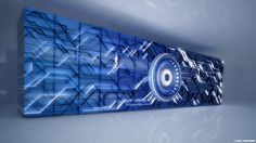 ,, Prometheus', the fastest supercomputer in Poland generated at AGH in Krakow.