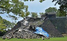熊本城復旧に歴史ファンの記者があえて暴論|日経コンストラクション
